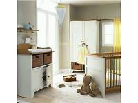 Izziwotnot 4 Piece Nursery Furniture