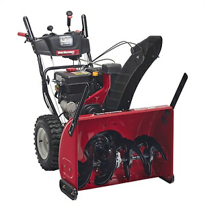 Like new yardworks snow blower.
