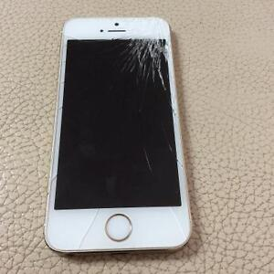 iPhone 5S 32GB White/gold