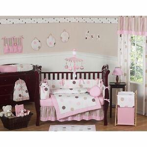 Crib bedding JOJO design