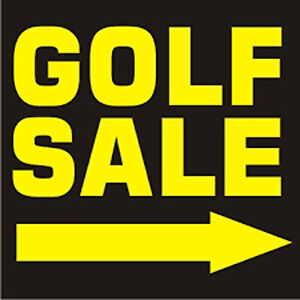******* HUGE USED GOLF CLUB SELECTION FOR SALE!! *******
