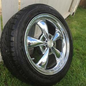 Mustang rims w/ tires *mint*