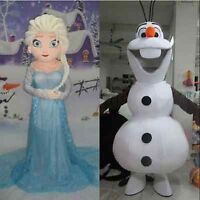 LOOKING FOR ELSA, ANNA OR OLAF TO APPEAR AT YOUR BIRTHDAY PARTY?