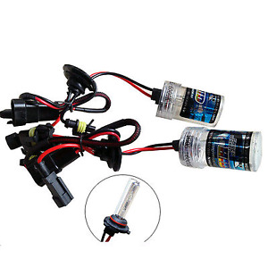 Hid light : size is h11  55watts. Bulds plus 55watts ballats