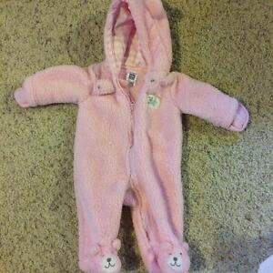 Carter's NB Snowsuit
