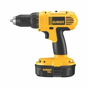 Dewalt 18V 1/2-in Variable Speed Cordless Compact Drill/Driver