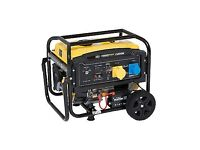 3000w 7HP 4KVA Electric Key Start 4 Stroke Generator 110v 240v UNOPENED