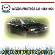 Mazda 323 Manuals