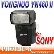 Sony A390 Flash