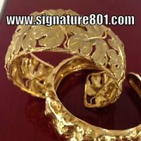 18k L'OR MARIO BUCCELLATI BRACELET COLLECTABLE