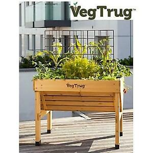 NEW VEGTRUG RAISED GARDEN BED VTNS0361 252302595 30D x  41 W x 32H