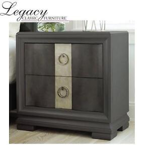NEW LCF 2 DRAWER NIGHSTAND - 114560858 - LEGACY CLASSIC TOWER SUITE COLLECTION
