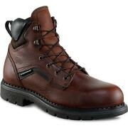 Red Wing Steel Toe Boots