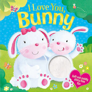 I-Love-My-Mummy-Fluffy-Bunny-Used-Very-Good-Book