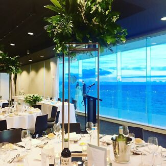 Table top decor and centrepiece wedding hire
