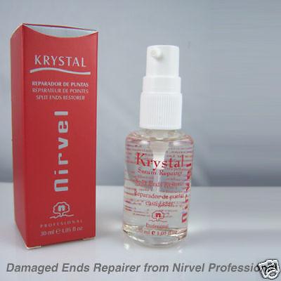 Haarspliss Haar Spliss beschädigt Enden Reparatur - Wiederhersteller Serum ()