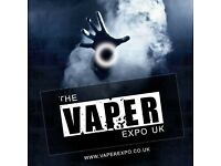NEC Expo Vape Show tickets 5/6 of may (2 days)