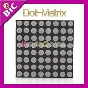 LED Matrix 8x8