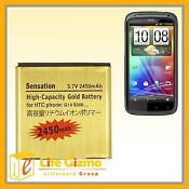 HTC Sensation XE Battery Gold