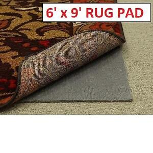 NEW 6'x9' RUG / CARPET CUSHION 218129563 PAD ECO FOAM WATER RESISTANT