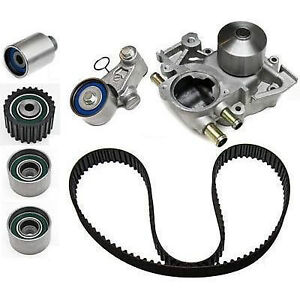 Timing Belt, Tensioner, Idler Pulley Water Pump and Gasket Kits