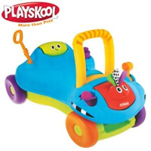 PLAYSKOOL STEP START WALK'N RIDE TOY