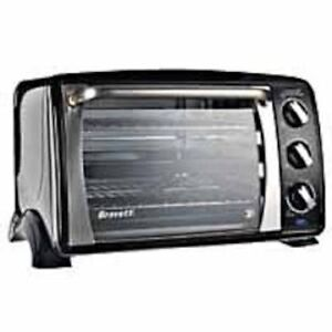 Four grille-pain Bravetti Toaster Oven TO241B