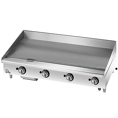 Star 648tf 48 Countertop Gas Griddle