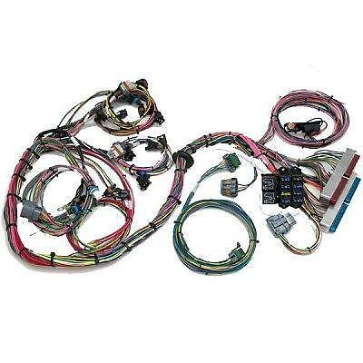 painless wiring harness ls1 ebay Street Rod Wiring Harness for LS1 1985 Corvette Wiring Harness Painless