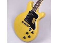 Gibson Custom Shop Les Paul Special DC 1960 vos tv yellow