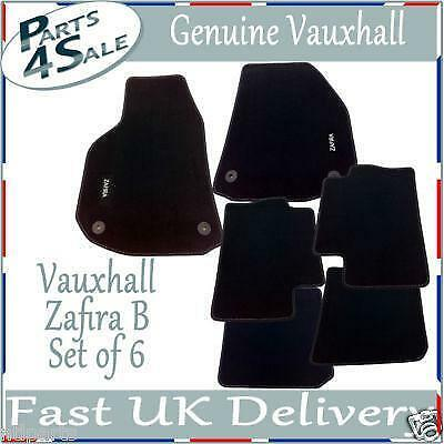 Genuine Vauxhall Zafira Mats Ebay