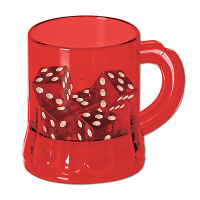 Mug Shot  W Dice