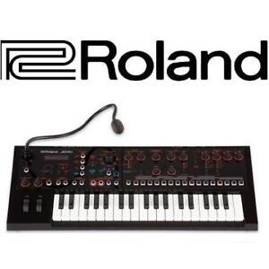 NEW ROLAND JD-XI SYNTHESIZER - 132233570 - ANALOG/DIGITAL CROSSOVER KEYBOARD