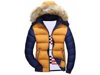 Mens Winter Jacket Size (Medium) Brand New