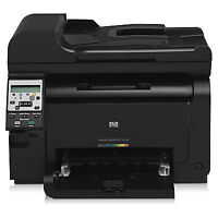HP Laser Jet Pro 100 color wireless Printer. new out of box