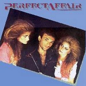 PERFECT AFFAIR Vinyl LP 1983 STILL SEALED with MICK RONSON