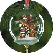 Breyer Christmas Horse