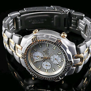 very rare CITIZEN eco drive Titanium Chronograph Citizen