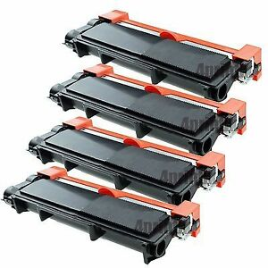 4 Pack - Brother TN-660 New Compatible toner cartridge