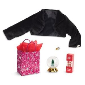 BNIB American Girl Truly Me Holiday Accessories Pack Cambridge Kitchener Area image 2