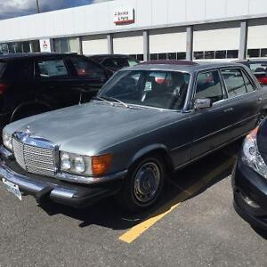 1974 Mercedes Benz 450SEL VERY CLEAN BODY