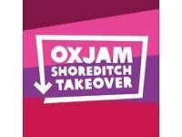 Oxjam Shoreditch Takeover - Volunteer Events & Fundraising Coordinator
