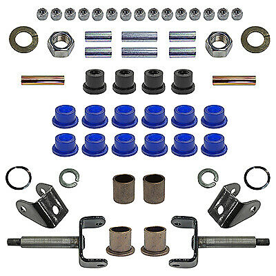 Club Car DS (1993-Up) Gas and Electric Golf Cart Front End Repair Kit