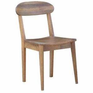 hardwood oak colour dining chair melbourne cbd melbourne city preview