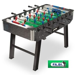 FABI Foosball Gitoni Table Brand NEW 416-716-6707
