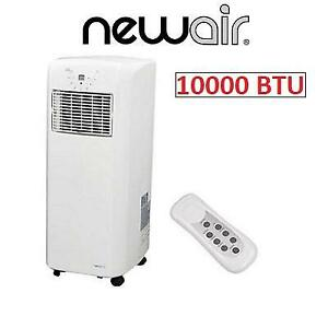 NEW NEWAIR PORTABLE AIR CONDITIONER AC-10100E 240441872 10000 BTU ULTRA COMPACT