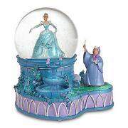 Cinderella Snowglobe