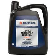 Motorcycle Oil 10W40
