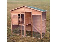 Pisces seville chicken coop. £65