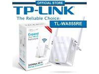 TP Link wifi range extender TL-WA855re